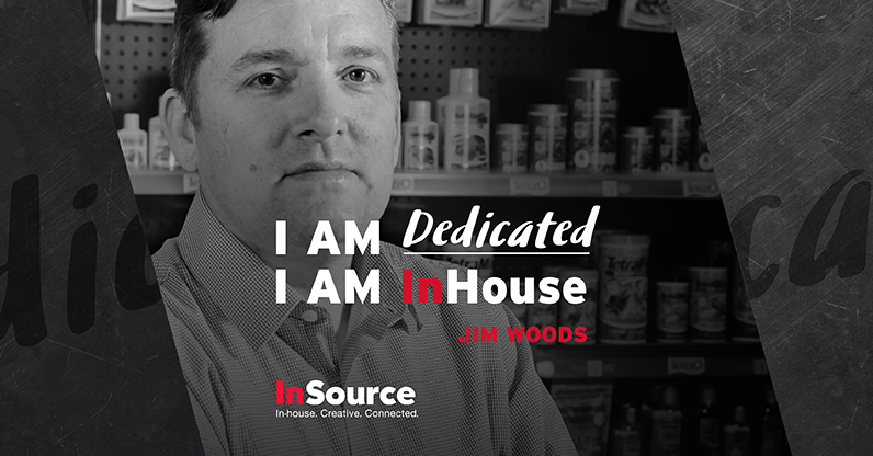 I Am In-House: Jim Woods