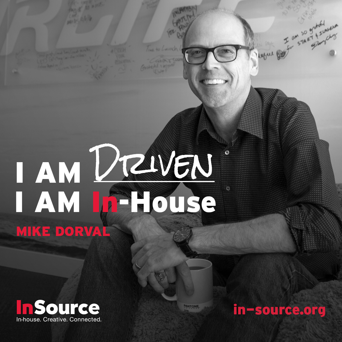 I Am In-House: Mike Dorval