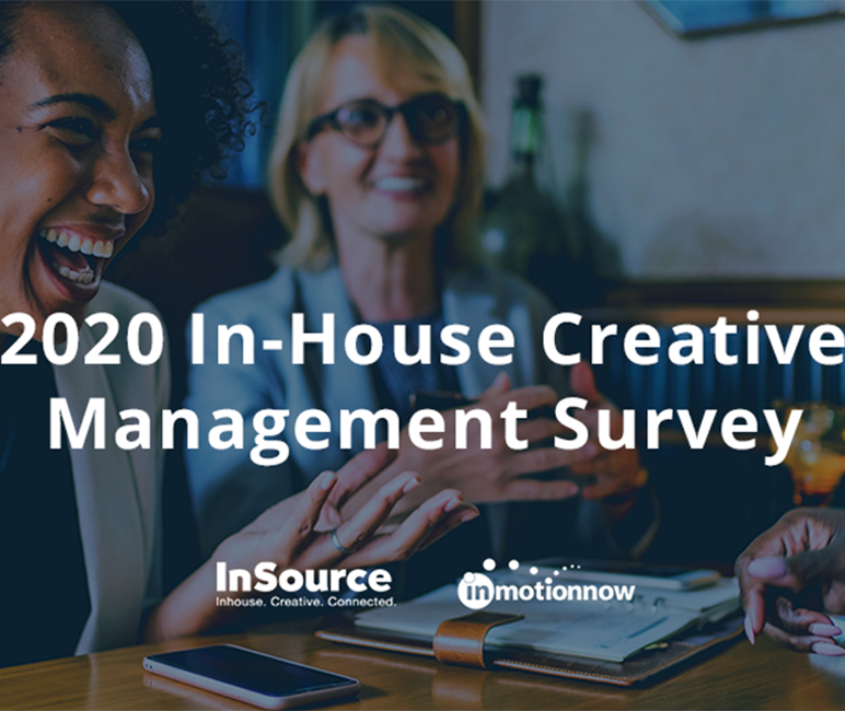 2020 In-House Creative Management Survey is now open!